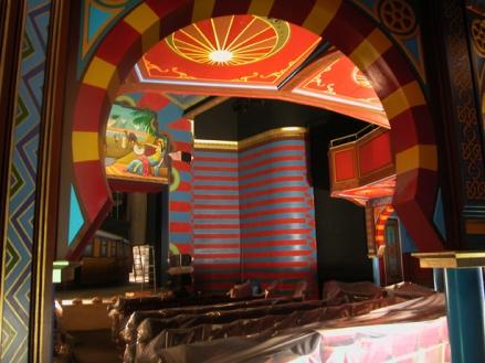 16. Theater vanaf omloop