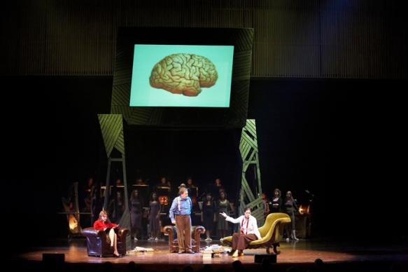 Alzheimer. Opera. Tekst Bert Keizer. Compositie Chiel Meijering. Regie Johnny Kuiper. 2006..