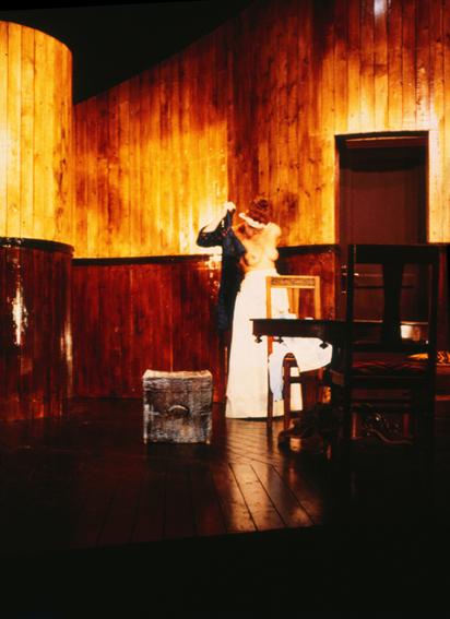 De Meid. Tekst: Herman Heijermans. Regie: Hans Trentelman. Theatergroep Het Vervolg. 1993.