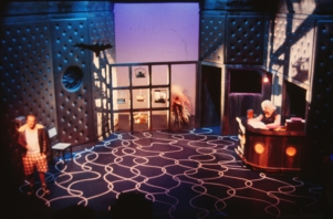 Drenkelingen. Tekst Terry Johnsson.Het Nationale Toneel. Regie Paul Feld. 1993.
