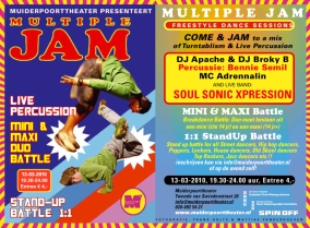flyer-multple-jam-maart-2010