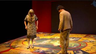 Ganzenbord. Toneelschap Beumer en Drost. Regie Michael Helmerhorst. 2012.
