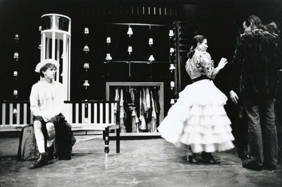 Les Liaisons Dangereuses. Fact. Tekst: De Laclot. Regie: Peter Eversteyn. 1990.