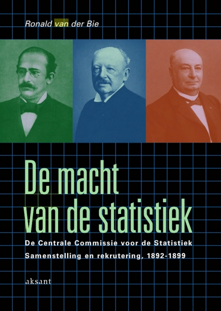 Omslag De Macht van de Statistiek copy