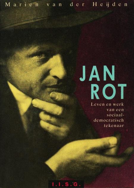 Omslag Jan Rot