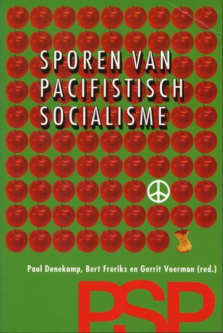Omslag Sporen van Pacifistisch Socialisme