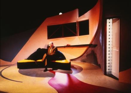 Open Huwelijk. Tekst: Dario Fo. Regie: Leon van der Sanden. Theatergroep Het Vervolg. 1993.