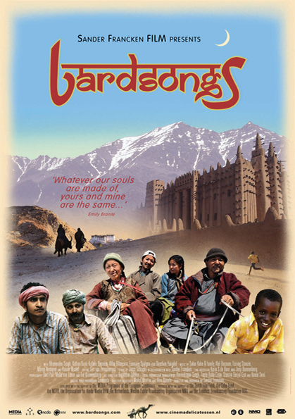 POSTER BARDSONGS A2.indd