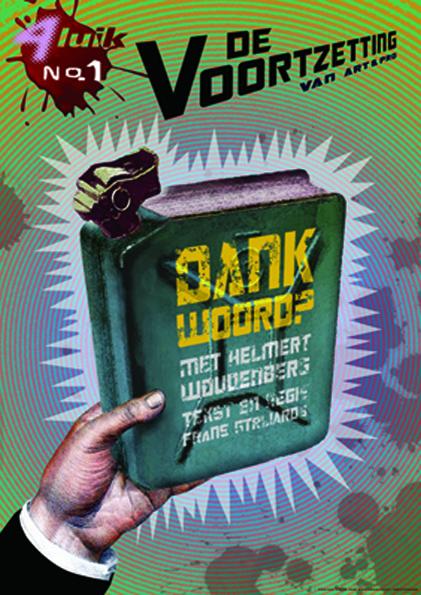 Poster Dankwoord