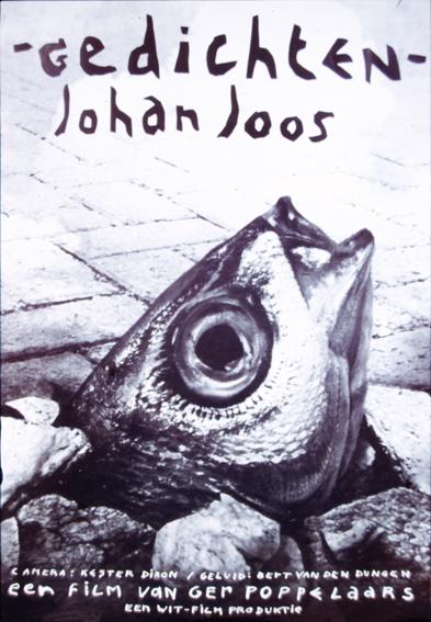 Poster Gedichten Johan Joos