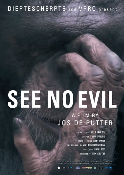 POSTER A2 See NO Evil KNUCKLES.indd