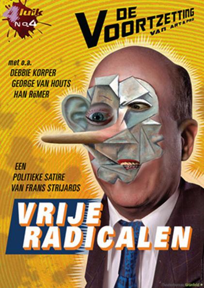 Poster Vrije Radicalen
