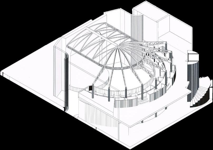Theater Isometrisch