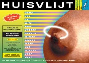 Huisvlijt 2 oktober 2000